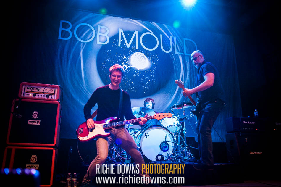 Bob Mould performs at 930 Club in Washington, DC on April 27, 2016 (Photos by Richie Downs).