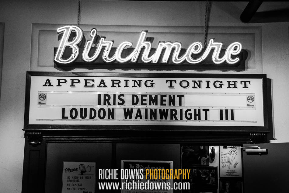 Iris Dement performs at The Birchmere.