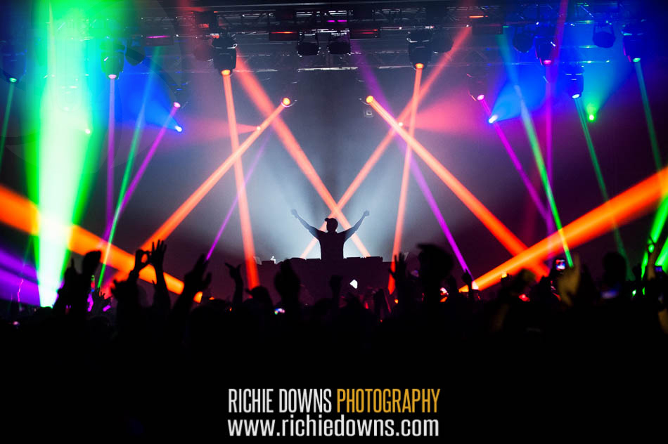 Diplo performs at Echostage in Washington, DC on June 18, 2016 (Photos by Richie Downs).